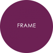 Catering Tableware - Frame Roundel