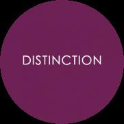 Catering tableware - distinction roundel