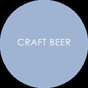 Craft Beer Catering Glassware Roundel