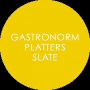 G Slate Catering Crockery Overlay