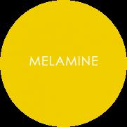 Melamine Counterserve Roundel