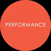 Performance catering tableware