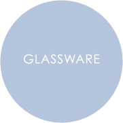 catering glassware roundel