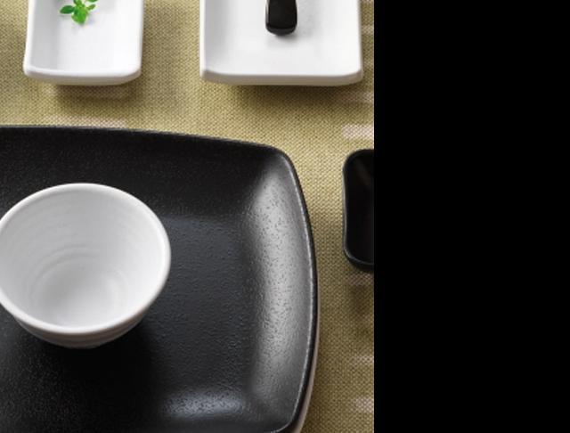 Melamine dinnerware - zen