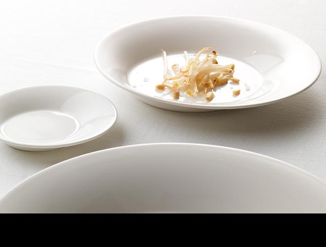 catering tableware distinction