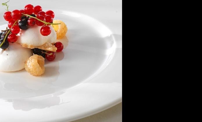Monaco Catering Plates
