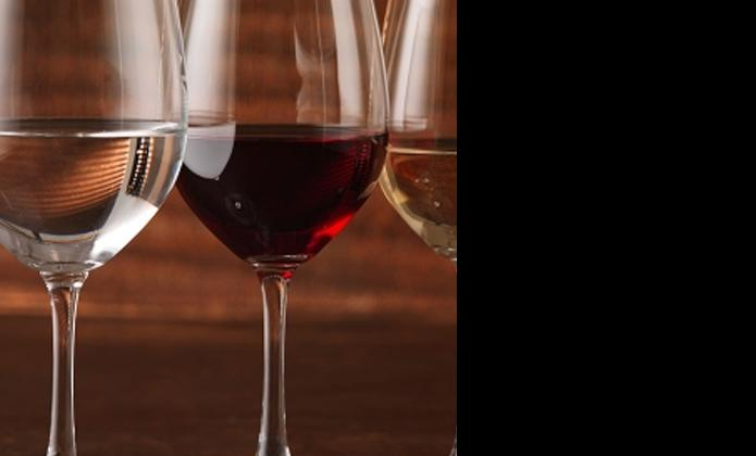 Wine Lovers catering wine glasses