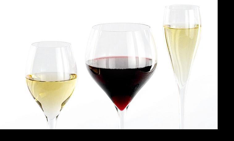 Catering wine glasses - glassware