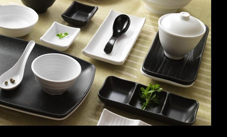 EGS Melamine Dinnerware