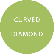 Curved Diamond