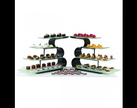 4 Tier Wave Display  DW412WVK