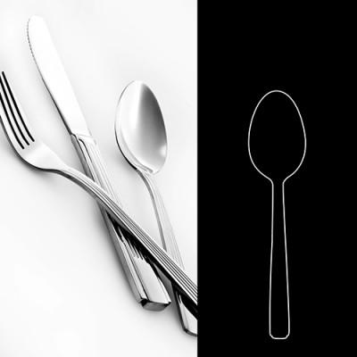 Oval Bowl Soup/Dessert Spoon