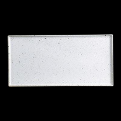Rechteckiges Tablett