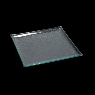 Quadratische Platte