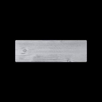 GN 2/4 Rechteckiges Tablett