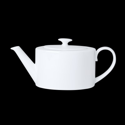2 Cup Oval Teapot