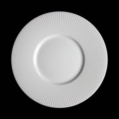 Gourmet-Teller mit mittlerer Vertiefung