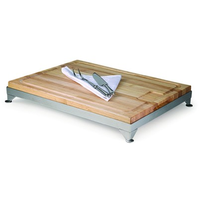 Carving Board Wood With Frame