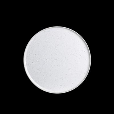 Rundes Tablett
