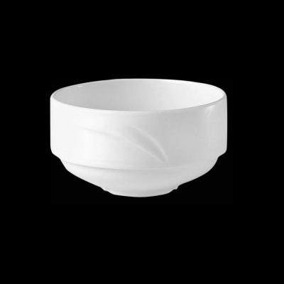 Stapelbare Suppentasse ohne Henkel